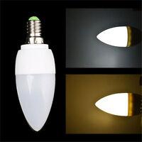 E14 3W 2835 SMD Led Kerze Licht Ersatz Glühlampe Halogen Lampe Energie 4R OOC