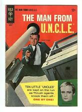 MAN FROM UNCLE 5 (VF-) 10-LITTLE UNCLES AFFAIR (FREE SHIPPING with BIN)*