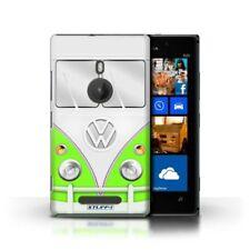 Étuis, housses et coques verts Nokia Lumia 925 pour téléphone mobile et assistant personnel (PDA) Nokia