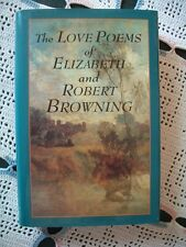 The Love Poems of Elizabeth and Robert Browning (1994 HCDJ)