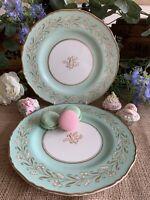 Royal Worcester 'Ceres' Vintage Breakfast / Buffet / Dessert Plates