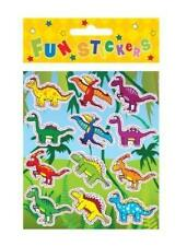 6 Packs Dinosaur Stickers for Boys Girls Birthday Party Loot Bag Fillers