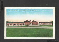 Vintage P/C Shriner's Hospital for Crippled Children Greenville S.Carolina USA
