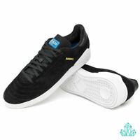 Mens ADIDAS Busenitz RX Shoes Skateboarding Trainers Suede Black