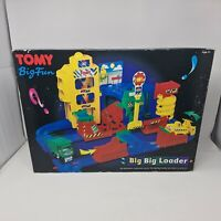 Vintage Tomy Big Fun Big Big Loader Retro Construction Toy Age 3+ Faulty Engine