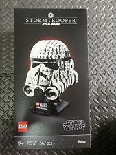 Lego Star Wars Helm Stormtrooper 75276 18+ (+ Gratis SW Überraschungs Polybag)