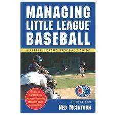 Managing Little League (Little League Baseball Guide)