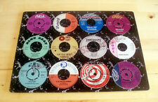 Northern Soul Chopping Board, Records Chopping Board, Wigan Casino Vinyl Records