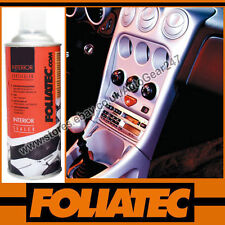 Foliatec Car Interior Dashboard Door Plastic Vinyl PVC Paint Clear Sealer 400ml