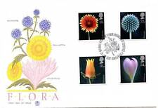GB 1987  FDC Flowers Flower Arranging SW1 Postmark