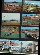 Brighton vintage colour views lot all unused   RG.872