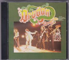 Dragon - Greatest Hits Vol 1 - CD (4624402 Portrait Distronics Australia)