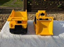 Caterpillar (Cat) Construction Bundle - Dumper Truck & Bulldozer