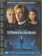 Vi presento Joe Black (1998) DVD super jewel box
