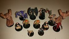 Pathfinder Battles Wrath of the Righteous Demon Lot 13 mini see picture