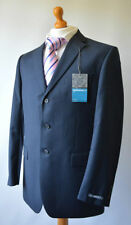 Polyester Patternless Long Blazers Suits & Tailoring for Men