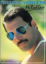 Freddie Mercury Mr Bad Guy songbook Queen sheet music song book Guitar No tab
