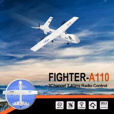 XK A110 Predator MQ-9 EPP 565mm Wingspan 2.4G 3CH DIY Glider RC Airplane RTF