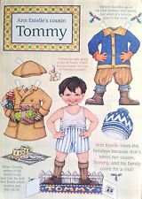 Mary Engelbreit Mag. Paper Doll, Tommy, Dec./Jan. 1997/98, Uncut
