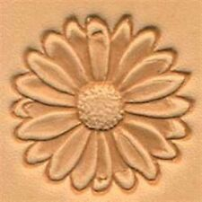 8492 Sunflower Craftool 3-D Stamp Tandy Leather 88492-00