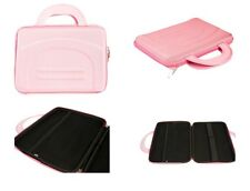 De cáscara duro rosa 10.2 Pulgadas Bolso De Viaje Estuche Para Ipad Notebook Laptop