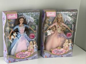 Princess And The Pauper - Erika - Anneliese DOLL SET - NEW & NEVER OPENED