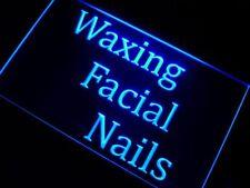 m114-b Waxing Facial Nails Beauty Salon Neon Light Sign