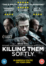 KILLING THEM SOFTLY - DVD - REGION 2 UK