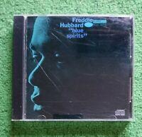 FREDDIE HUBBARD - Blue Spirits - CD Blue Note, 1987