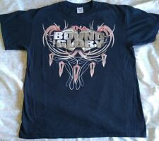 TNA IMPACT WRESTLING BOUND FOR GLORY 2012 T SHIRT SZ LARGE L MENS WWE AEW NXT