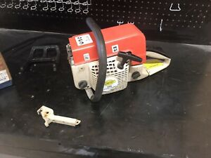 Komfort 998 Petrol Chainsaw Spares Or Repairs Hot Saw Project