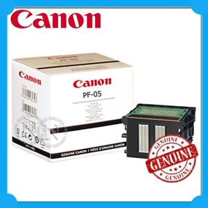 Canon Genuine PF-05 Print Head for imagePROGRAF iPF-6300/iPF-6350/iPF-8300 *NEW*
