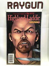 Highland Laddie #5 VF+/NM- 1st Print Dynamite Comics