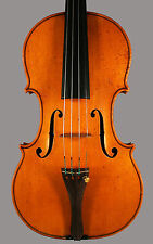 A very French certified violin made by Paul Bailly, 1895-1900, SUPERB!