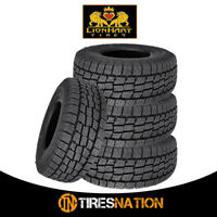 (4) New Lionhart LIONCLAW ATX2 265/70R15 112S All Season Performance Tires