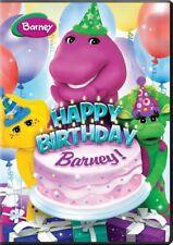 Barney: Happy Birthday Barney! [New DVD]