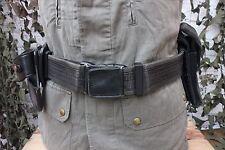 Ceinturon+petits équipements  de ceinture-Forces de l'Ordre Anglais