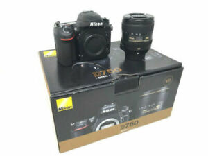 Nikon D750 + 24-85mm Lens UK NEXT DAY DELIVERY
