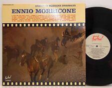 ENNIO MORRICONE bande et Musiques Originale Dolp Presque comme neuf # K
