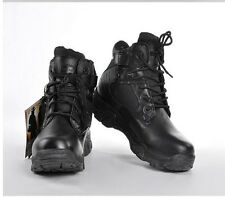 Men's Outdoor Ankle Boots Army Tactical Combat Military Desert Hiking Comfort