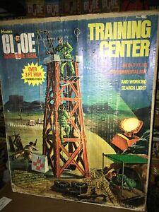 Vintage 1973 GI Joe AT SEARS Training Center ORIGINAL BOX-RARE