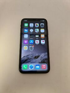 Apple iPhone 11 - 64GB - Space Grey (Unlocked) A2221  - FAULTY READ    (Y969)