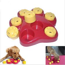 Dog games traiter roue jouet pour chien puzzle cerveau Jeu Aliments boîte