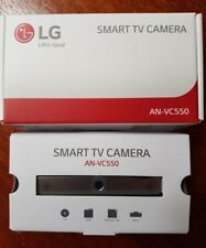 GENUINE LG SMART TV  AN-VC550,  Web Skype camera SYDNEY Stock