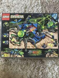 Lego 6977 Insectoids Arachnoid Star Base