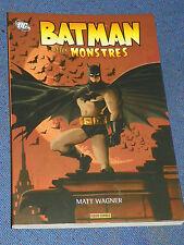 Batman et Les Monstres - Panini
