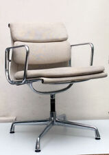 Vitra Herman Miller Eames Soft Pad EA 208 Aluminium Group Chair Fauteuil Fauteuil