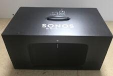 Sonos Play 5 2nd Gen Smart Speaker Black BOX ONLY