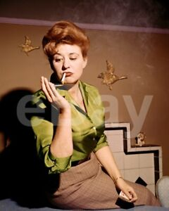 "Coronation Street (TV) Pat Phoenix ""Elsie Tanner"" 10x8 Photo"