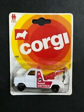 CORGI DIE CAST 24 HOUR TOW TRUCK IN PACK FROM 1981